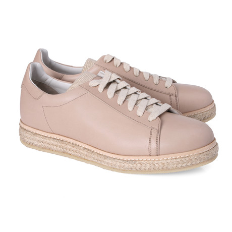 Francesco Woven Midsole Sneaker // Light Pink (Euro: 39)
