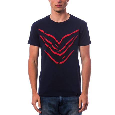 Uberto T-Shirt // Dark Navy