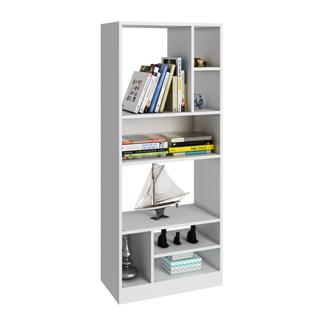 Brooklyn Bookcase 3.0 // White