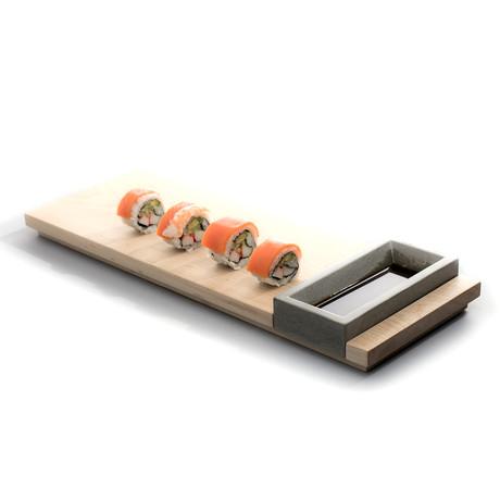Appetizer Tray // Maple + Concrete