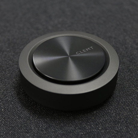 CLEMT Cylinder Diffuser // Aqua Kiss + Baies + Lemon Lavender (Black)