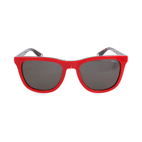 BY4051A03 Men's Sunglasses // Red