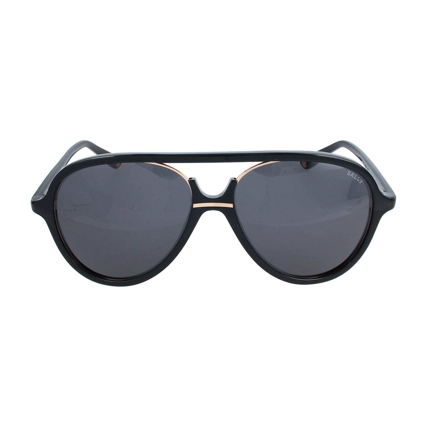 0bc09e072a BY4053A00 Men's Sunglasses // Black - Bally™ - Touch of Modern