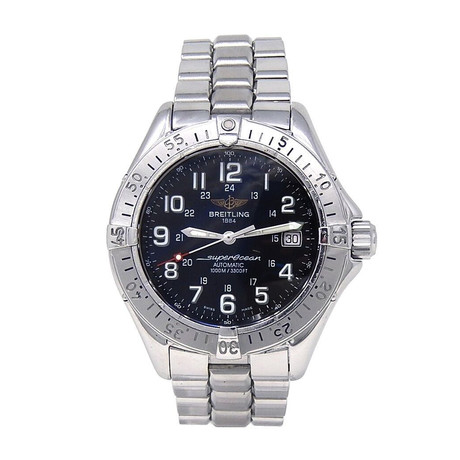Breitling SuperOcean Automatic // A17340 // Pre-Owned