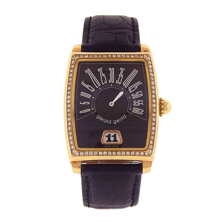 Gerald Genta Retro Solo Automatic // G.3671 // Pre-Owned