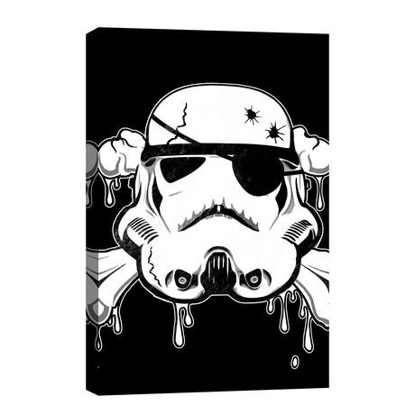 """Pirate Trooper (18""""W x 18""""H x 0.75""""D)"""