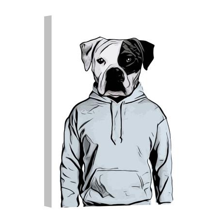 "Cool Dog (18""W x 26""H x 0.75""D)"