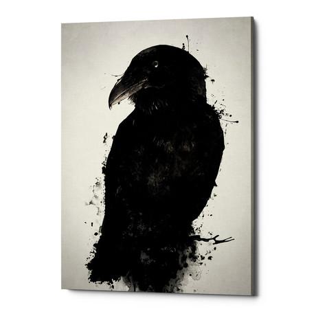 "The Raven (18""W x 26""H x 0.75""D)"