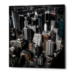 "Boxes of Manhattan (16""W x 18""H x 0.75""D)"
