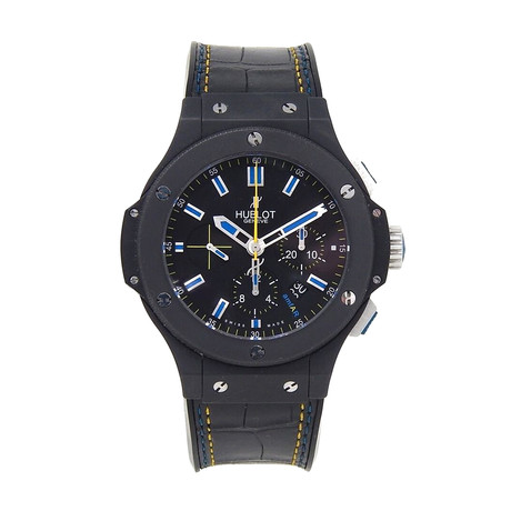 Hublot Big Bang Amfar Chronograph Automatic // 301.CI.1170.GR.AMF11 // New