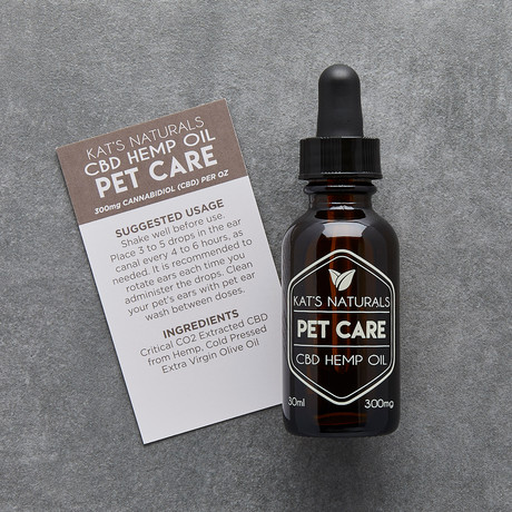 Pet Care Oil (15ml)
