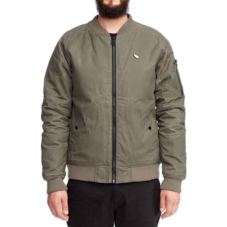 Flight Jacket // Olive (XS)