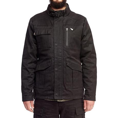 Adventure Jacket // Black (XS)