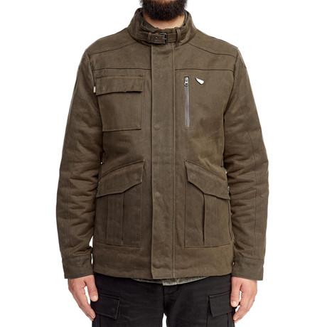 Adventure Jacket // Olive (XS)