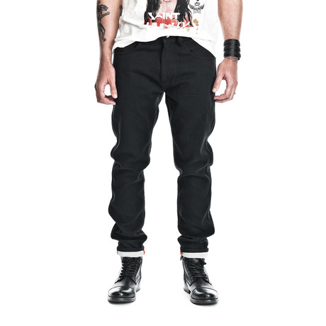 Unbreakable 6 Jeans // Black (32WX34L)