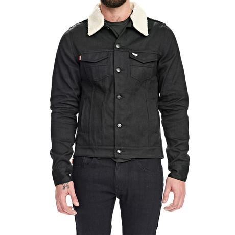 Unbreakable Jacket - Fur Collar // Black (XS)