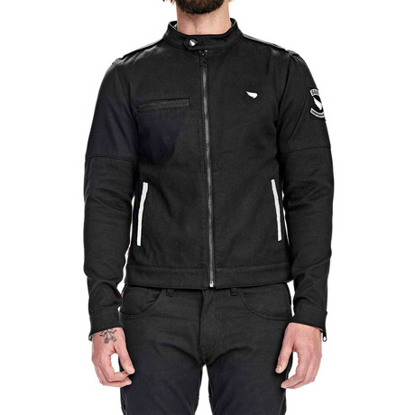 Model 1 Jacket // Black (XS)