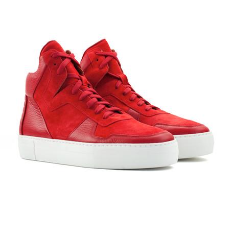 Neptune Vivel Sneakers // Red (US: 7)