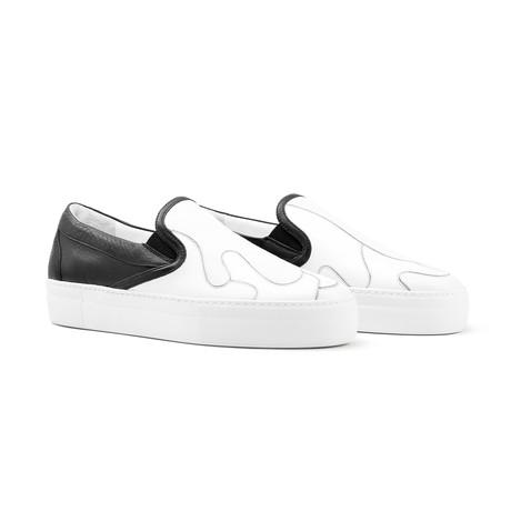 Mercury Camo Sneakers // White (US: 7)