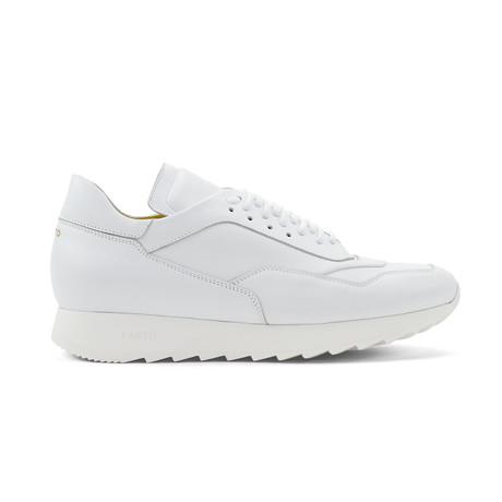 Trajan Calfskin Sneakers // White (US: 7)