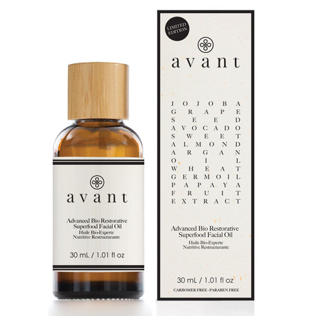 Limited Edition // Advanced Bio Restorative Superfood Facial Oil // Anti-Aging