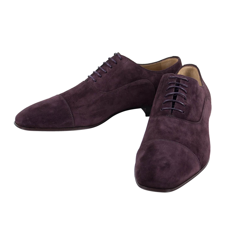 922d1309b33a Men s    Greggo Suede Leather Oxfords Dress Shoes    Brown (Euro  35 ...