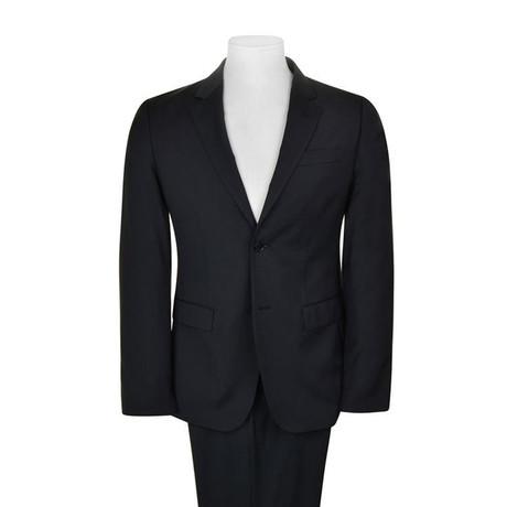 Moschino Suit 83 // Black