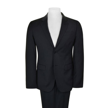 Moschino Suit 83 // Black (2XL)