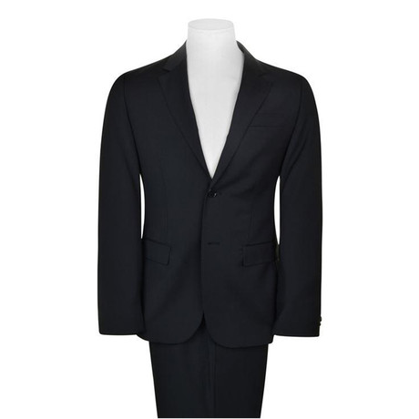 Moschino Suit // Black