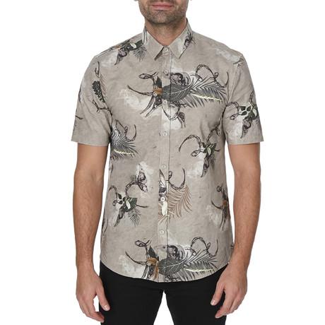 Dead Paradise Printed Shirt // Multicolor (M)