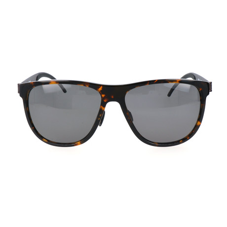Men's Dreke Sunglasses // Tortoise + Brown