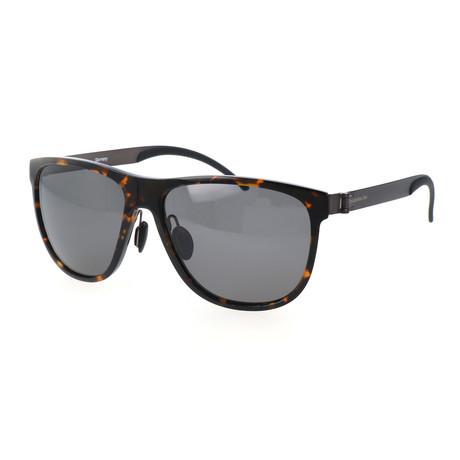 Men's Dreke Sunglasses // Tortoise + Brown