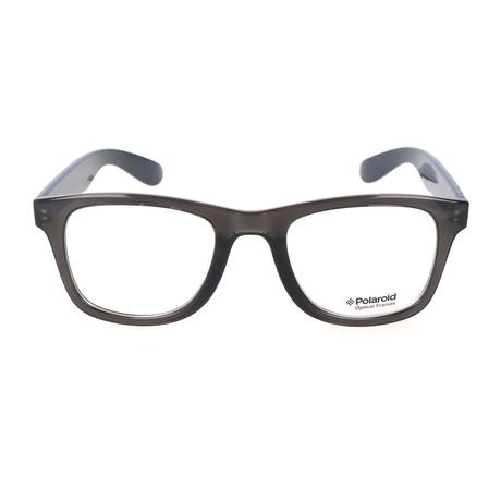 Unisex PLD 3S-008 // Transparent Gray