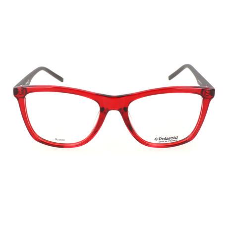 Men's PLD D305-1R7 // Red + Gray
