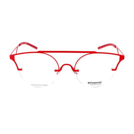 Unisex PLD D100-ABA // Red