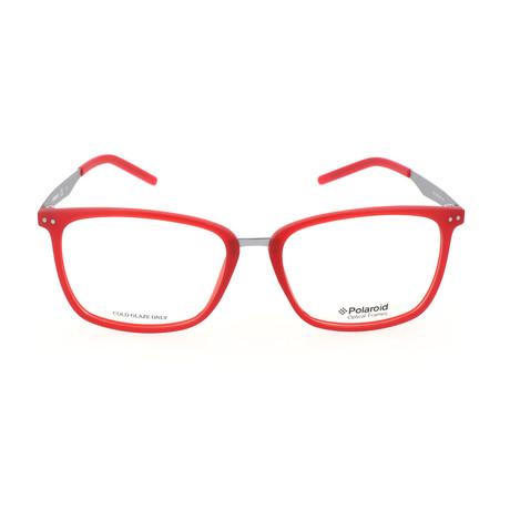 Men's PLD D402-VWR // Red Ruthenium