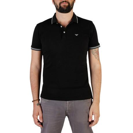 Polo Shirt // Black