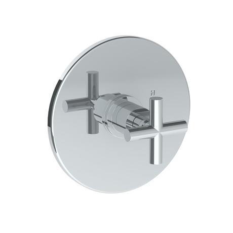 Loft 2.0 Wall Mounted Pressure Balance Shower Trim + Rough V2 (7 Diameter)