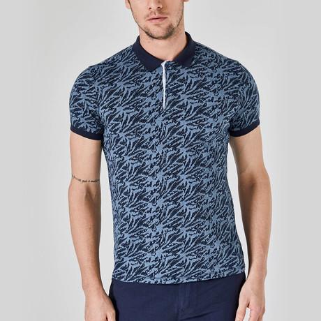 Broadway T-Shirt // Navy (XL)
