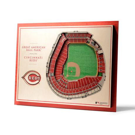 Cincinnati Reds // Great American Ball Park