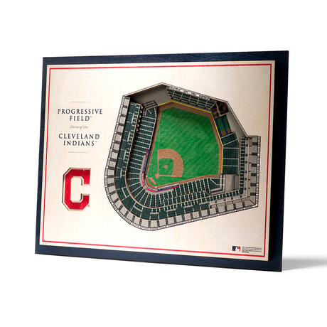 Cleveland Indians // Progressive Field // 5-Layer
