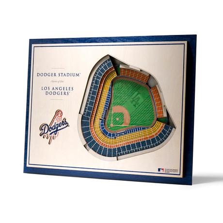 Los Angeles Dodgers // Dodger Stadium