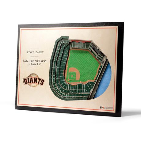 San Francisco Giants // AT&T Park