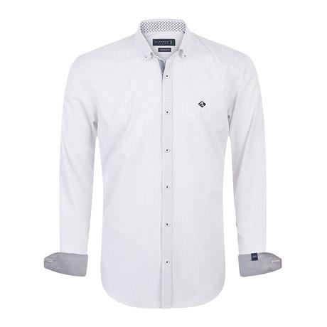 Dubai Shirt // White + Black