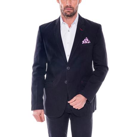 Cullen Blazer Jacket // Black