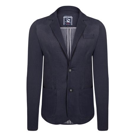 Albert Spring Blazer Jacket // Navy (XS)