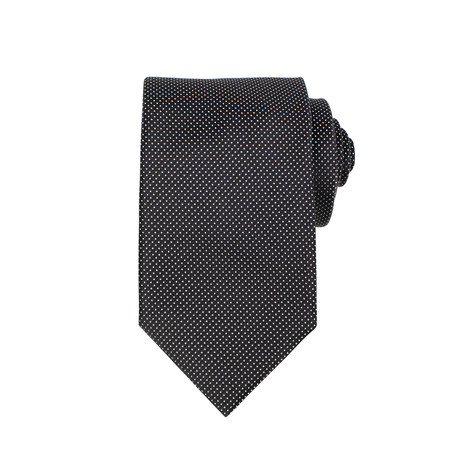 Cotton Tie // Black