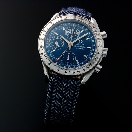 Omega Speedmaster Sport Day Date Chronograph Automatic // 35205 // TM4952P // Pre-Owned