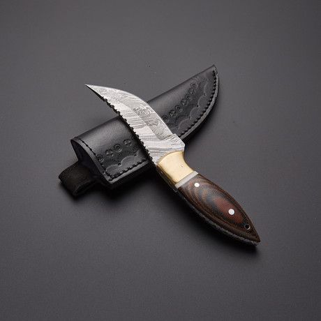 Fixed Blade Knife // HB-0131