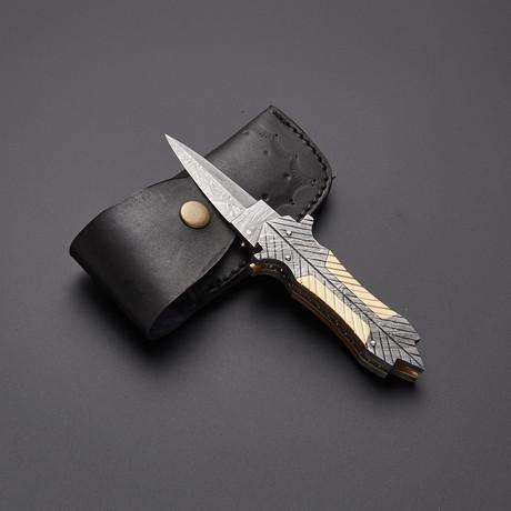 Folding Knife // HB-0146